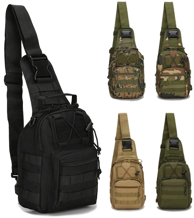 47003a894e60 Сумка через плечо штурмовая тактическая Battler v.2 - Интернет-магазин