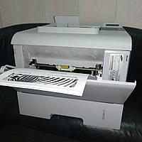Принтер лазерный Samsung ML-4551ND 43стр/мин дуплекс LAN USB LPT
