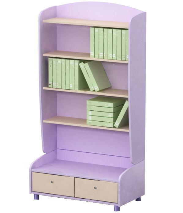 Книжный шкаф Si-04 Silvia