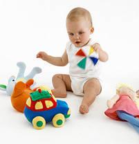 Нужна ли ребенку игрушка (часть 1)