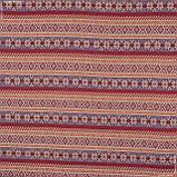 Гобелен орнамент-136 крем,фіолетовий,червоний 145133, фото 2
