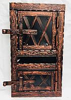 Дверца печная металлическая 550х345мм, фото 1