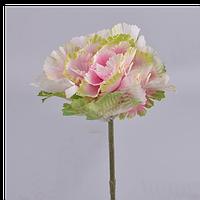 Капуста декоративная нежно-розовая Цветы искусственные