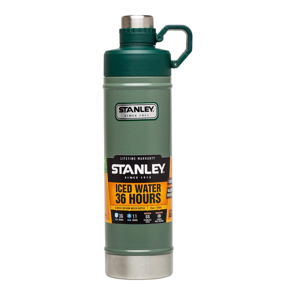 Термобутылка Stanley Classic 0.75 л, зеленая