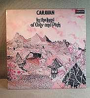 CD диск Caravan - In The Land Of Grey And Pink
