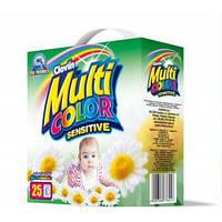 Cтиральный порошок для детских вещей Multicolor Sensitive 2,5kg
