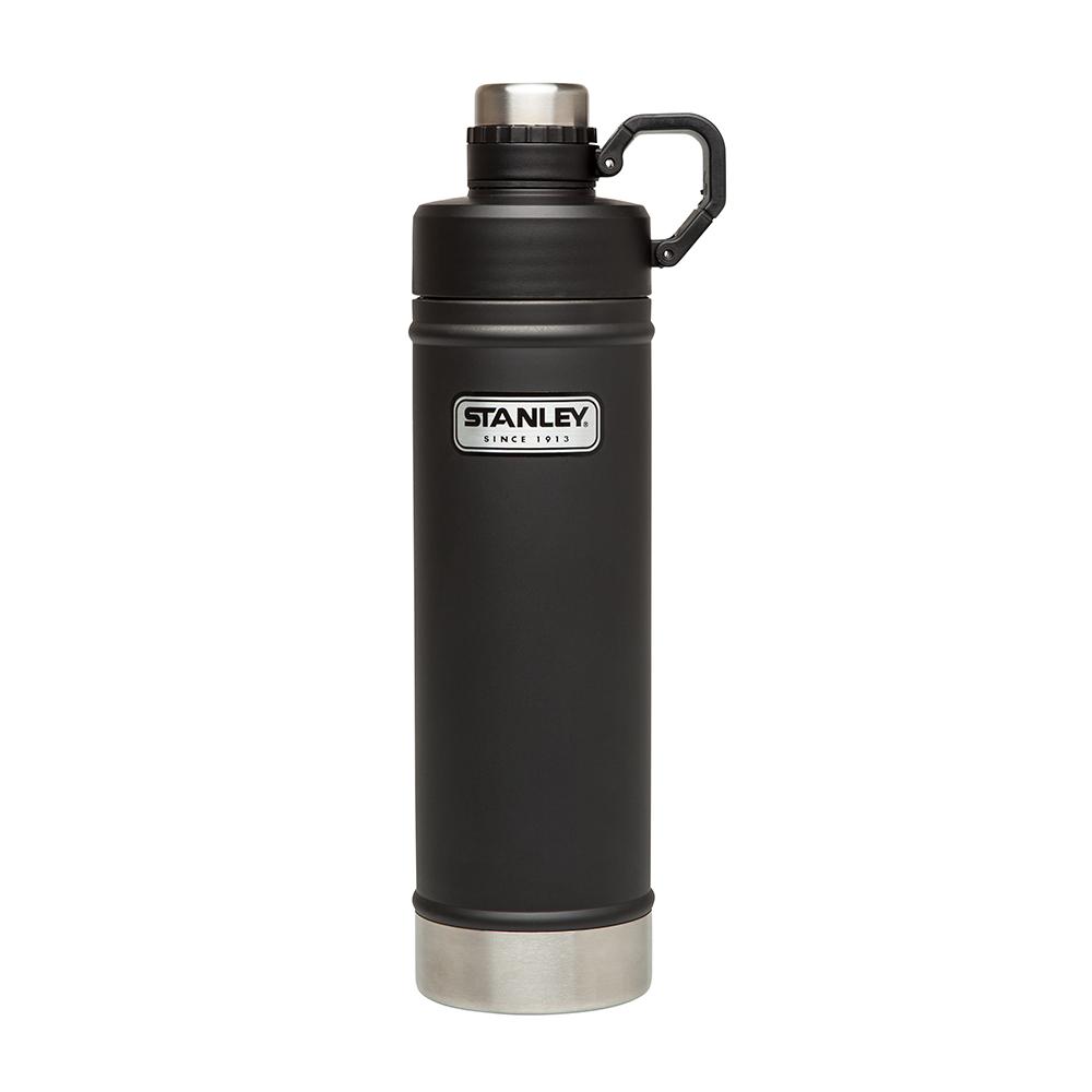 Термобутылка Stanley Classic 0.75 л, черная