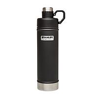 Термобутылка Stanley Classic 0.75 л, черная, фото 1