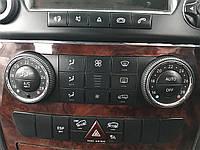 Блок управління кондиціонером Mercedes w164 x164