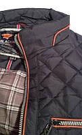 Куртка демисезонная мужская стеганная размер 50, фото 1