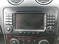 Команд Mercedes w164 x164