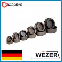 Насадки для пайки PPR WEZER, непарные, 32 мм