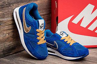 Кроссовки детские  Nike Air Max , синий (2539-3),  [  31 33  ], фото 3