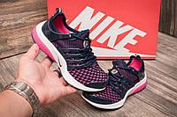 Кроссовки детские Nike Air Presto Flyknit Ultra, фиолетовые (2540-1), р. 31-36