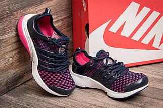 Кроссовки детские  Nike Air Presto Flyknit Ultra, фиолетовые (Код: 2540-1) [  32 33  ], фото 3