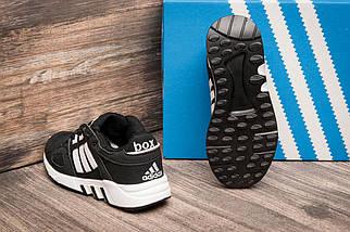 Кроссовки детские  Adidas Equipment Running Support, черные (Код: 2541-3) [  31 33  ], фото 2