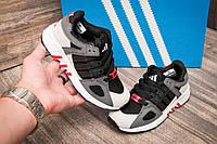 Кроссовки детские Adidas Equipment Running Support, серые (2541-4), р. 31-36