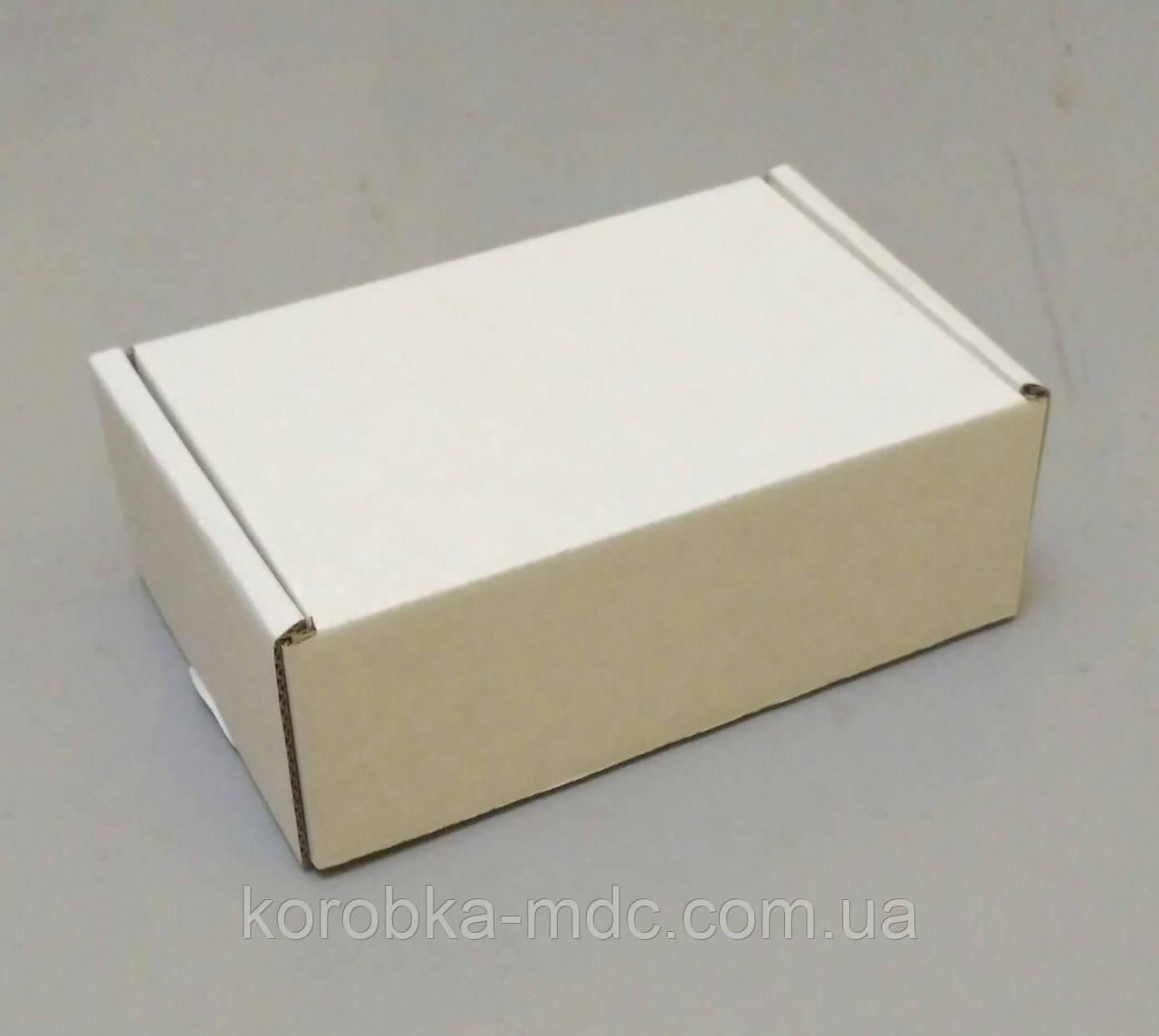 Коробка белая150х100х57 самосборная (шкатулка)