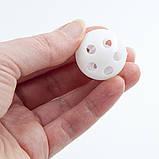 Бусины гремелки 28 мм для игрушек и слингобус, фото 3