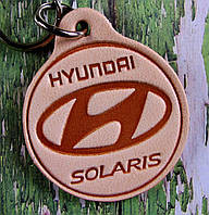 Брелоки, брелки Hyundai Solaris Хендай Солярис, фото 1
