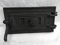 Дверцы для камина зольная 325x200 мм.