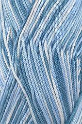 Пряжа Cotton Mate Multi, 50% хлопок/50% акрил (50г/150м) (12404)