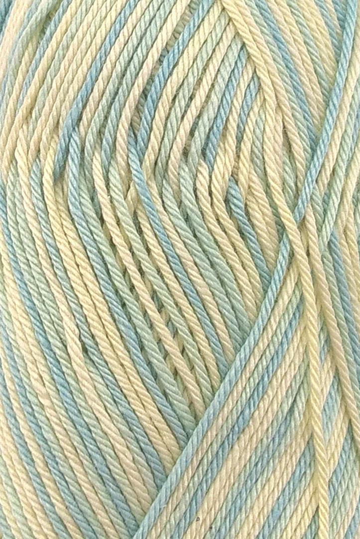 Пряжа Cotton Mate Multi, 50% хлопок/50% акрил (50г/150м) (12405)