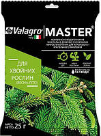 Master (Мастер)  для хвойных растений, 25 г, NPK 18.18.18, Весна-Лето, Valagro
