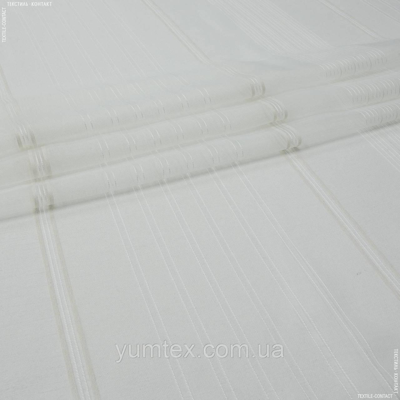 Тюль-кисея с  утяжелителем мистеро/mistero  137319
