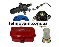 Топливная система генератора мотоблока