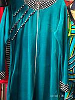 Велюровый халат на пышных дам, р. 48-60, цвета разные