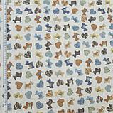 Декоративная ткань догги 133566, фото 2