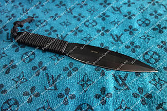 Нож метательный  боевой спецназ,толстый клинок ,отличная сталь