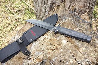 Нож тактический  с упором SWAT  ,антибликовое покрытие