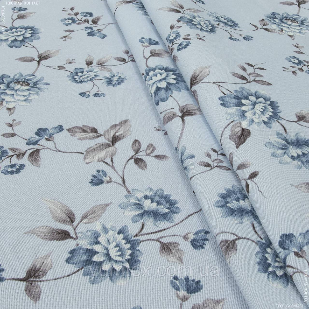 Декоративная ткань  бланко / blanca coord / цветы  134245