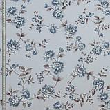 Декоративная ткань  бланко / blanca coord / цветы  134245, фото 2