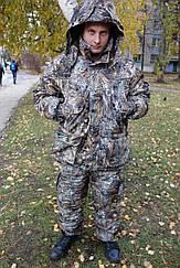 Зимний костюм Волк  .-30 ,комфортный и теплый ,для рыбалки и охоты