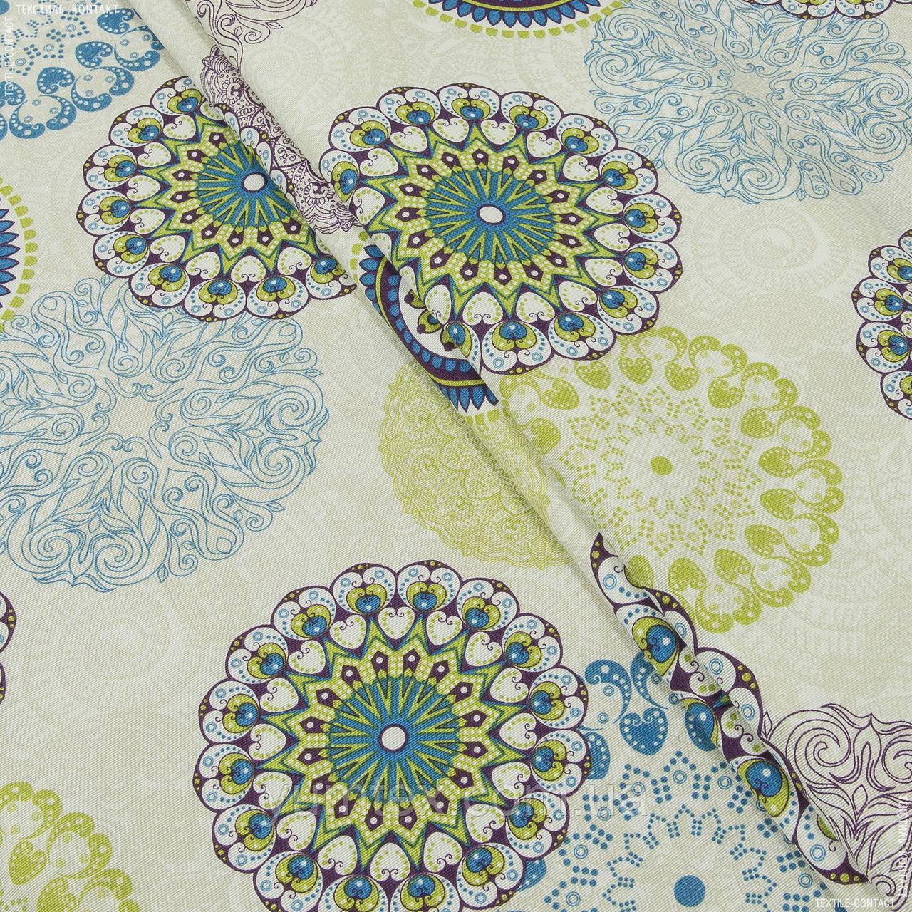Декоративная ткань мандала/mandala  139880