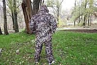 """Зимний костюм для охоты и рыбалки """"Варан"""",повседневного ношения ,- 30  гр ,водоотталкивающий ,непродуваемый"""