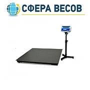 Весы платформенные Certus СНК-1500М500(ЖК), (1500 кг)
