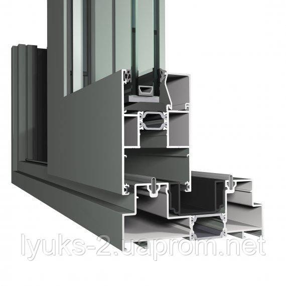 Алюминиевые раздвижки Raynaers CP 130