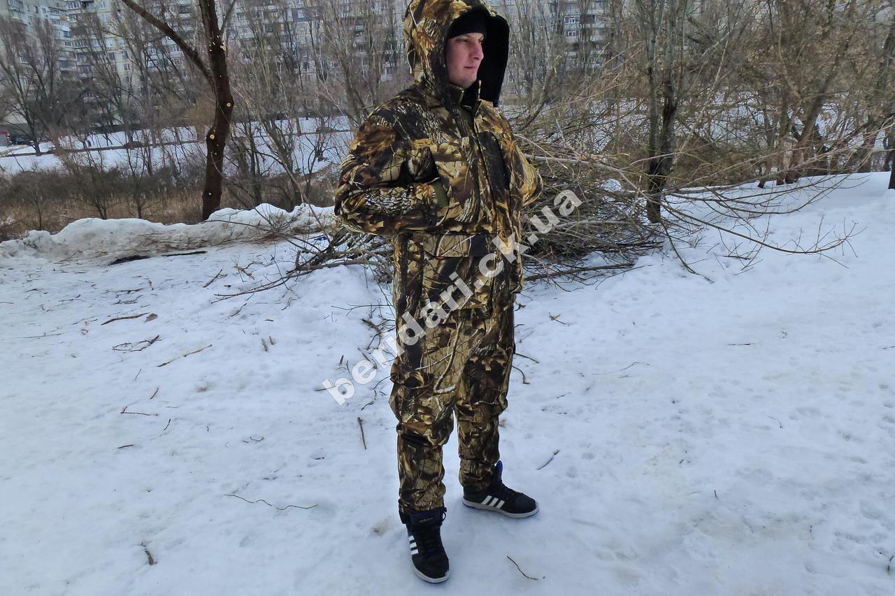 Демисезонный костюм алова   бурый лес