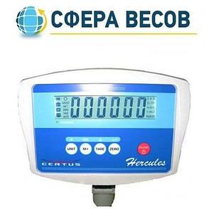 Весы платформенные Certus СНК-3000М1000(ЖК), (3000 кг) , фото 2