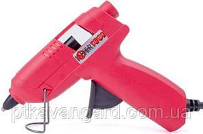 Пистолет клеевой под стержни 7-8 мм, 10Вт, 230В. INTERTOOL RT-1009