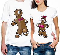 """Парные футболки """"Печеньки"""" (частичная, или полная предоплата)"""