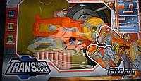 Пистолет с присосками-пулями,с мишенью, фото 1