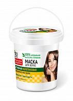 Маска для волос Активная облепиховая серии Народные рецепты