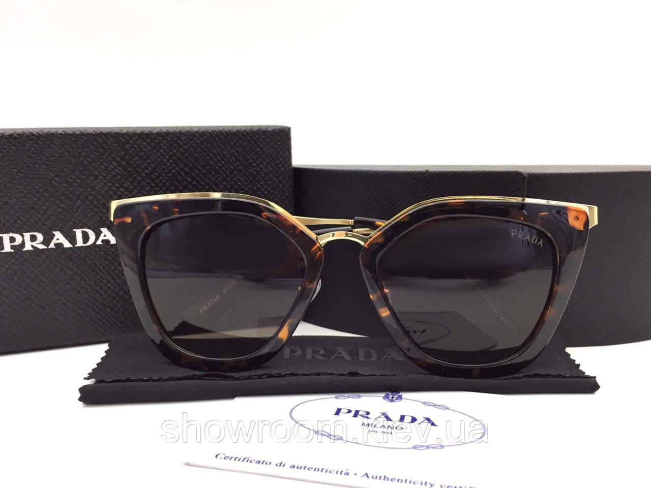 Солнцезащитные очки в стиле PRADA (2607) leo