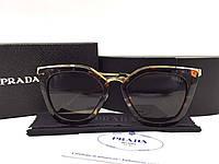 Солнцезащитные очки в стиле PRADA (2607) leo, фото 1