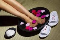 Секреты красивых и здоровых ног. Уход  с помощью ves electric.
